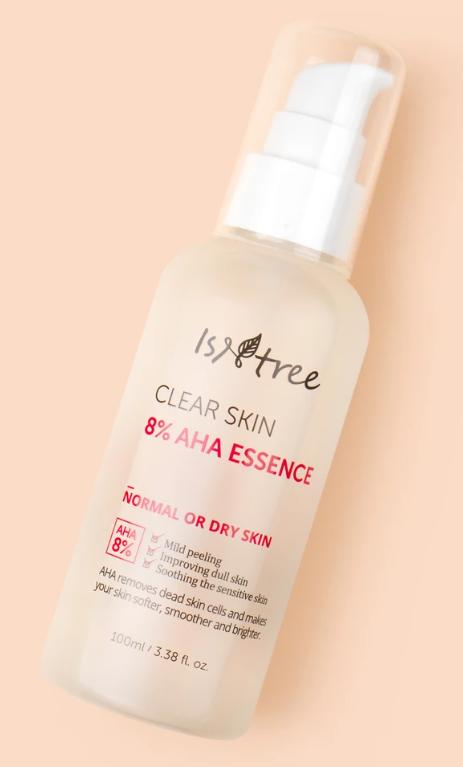 Tratamento Clear Skin 8% AHA Essence - Instree