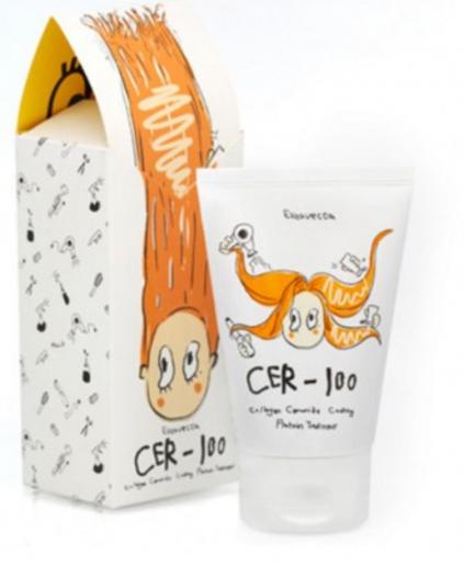 Tratamento Collagen Ceramide Coating Protin Treatment (CER-100) - Elizavecca