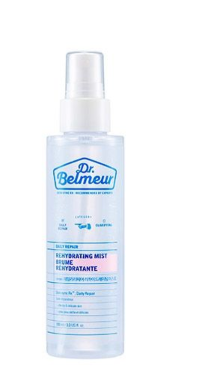 Tratamento Dr. Belmeur Daily Repair Rehydrating Mist - The Face Shop