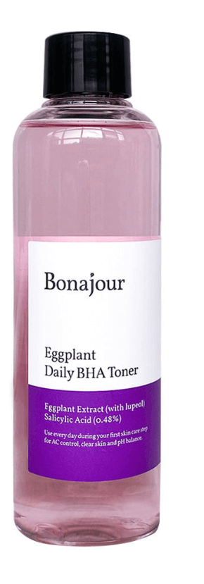 Tratamento Eggplant Daily BHA Toner - Bonajour