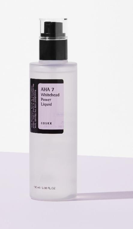 Tratamento Facial AHA 7 Whitehead Power Liquid - Cosrx
