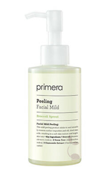 Tratamento Facial Mild Peeling - Primera