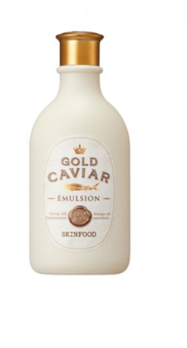 Tratamento Gold Caviar EX Emulsion - Skinfood