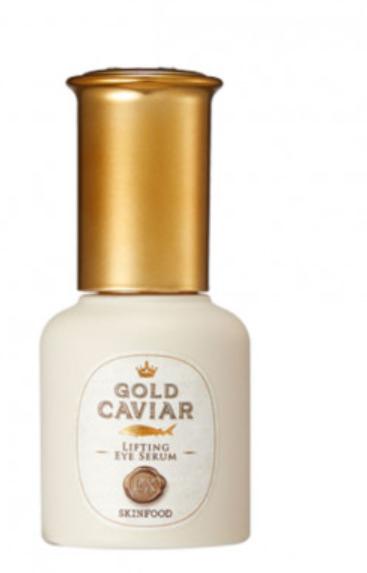 Tratamento Gold Caviar EX Lifting Eye Serum - Skinfood