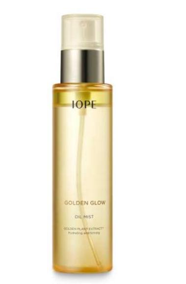 Tratamento Golden Glow Oil Mist - IOPE
