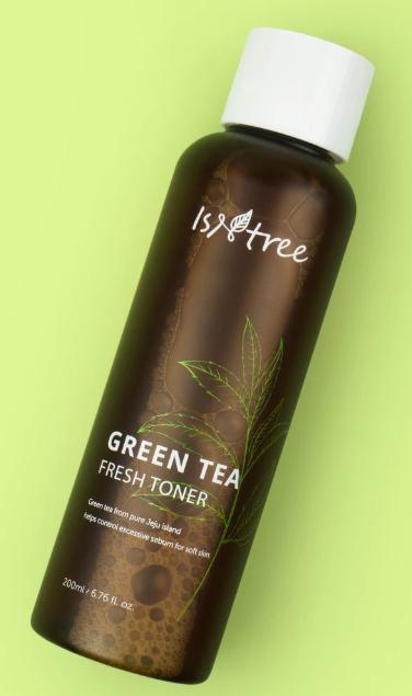 Tratamento Green Tea Fresh Toner - Instree
