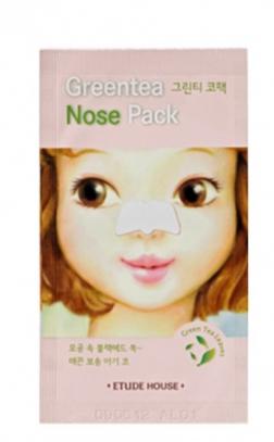 Tratamento Green Tea Nose Pack - Etude House