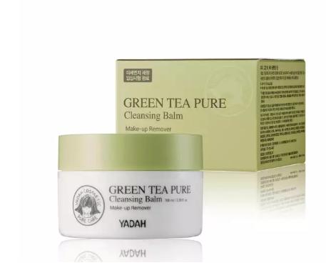 Tratamento Green Tea Pure Cleasing Balm  - Yadah