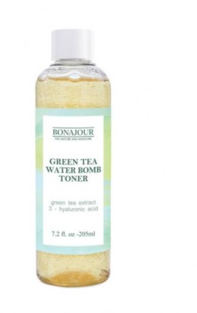 Tratamento Green Tea Water Bomb Toner - Bonajour