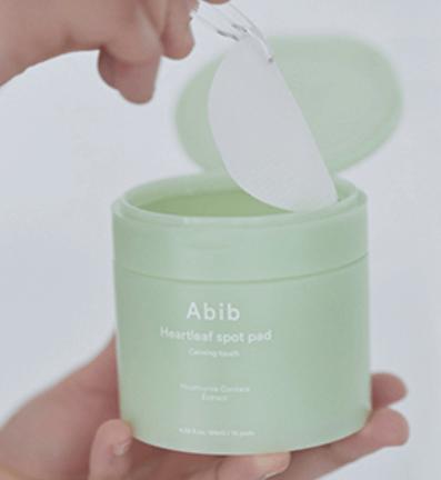 Tratamento Heartleaf Spot Pad Calming Touch - Abib
