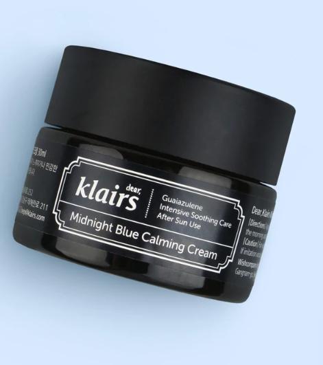Tratamento Midnight Blue Calming Cream - Klairs