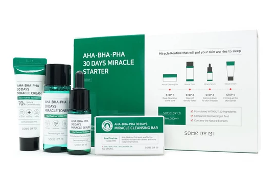 Tratamento Miracle Kit - Some By Mi