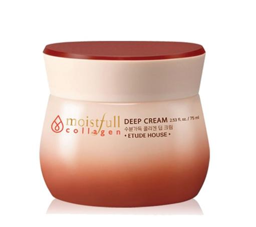 Tratamento Moistfull Collagen Deep Cream - Etude House
