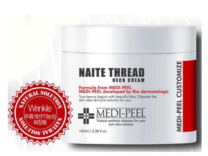 Tratamento Naite Thread Neck Cream - Medi Peel