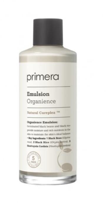 Tratamento  Organience Emulsion - Primera