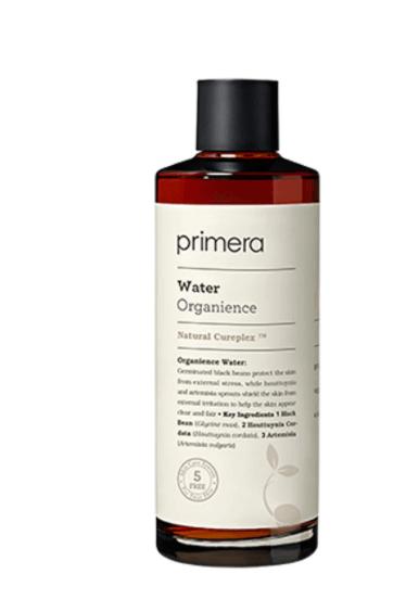 Tratamento Organience Water  - Primera