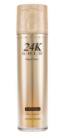 Tratamento Prime Youth 24K Gold Repair Toner - Holika Holika