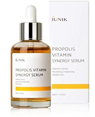 Tratamento Propolis Vitamin Synergy Serum - iUNIK