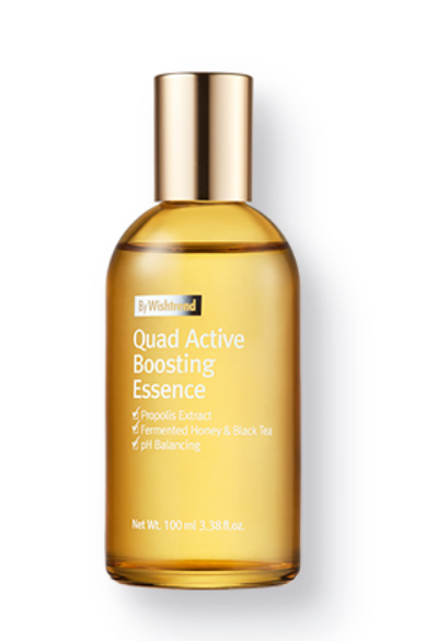 Tratamento Quad Active Boosting Essence - By Wishtrend