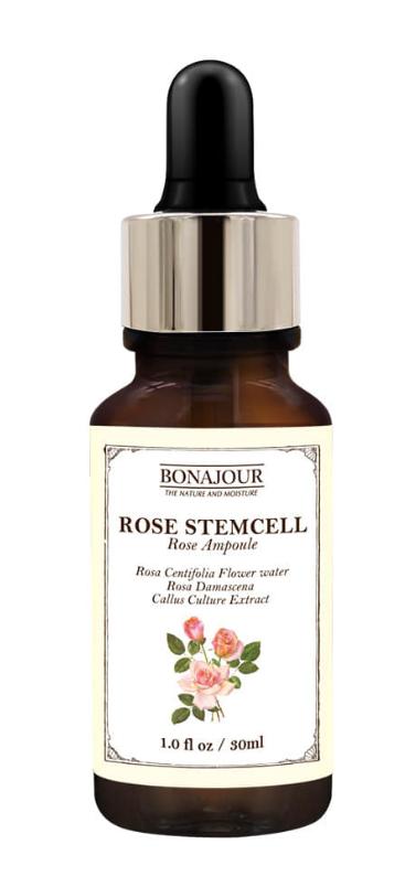 Tratamento Rose Stemcell Ampoule - Bonajour