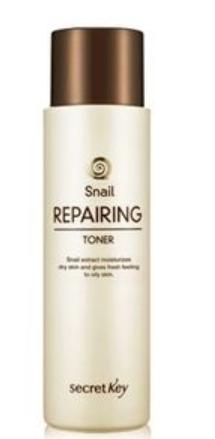 Tratamento Snail Repairing Toner - Secret Key