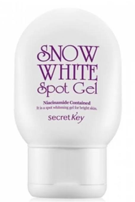 Tratamento  Snow White Spot Gel - Secret Key