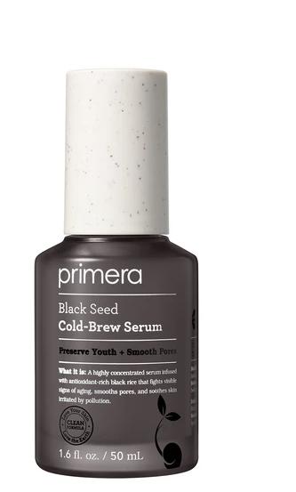 Tratamento Super Black Seed Cold-Drop Serum  - Primera