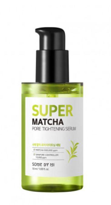 Tratamento Super Matcha Pore Tightening Serum - Some By Mi