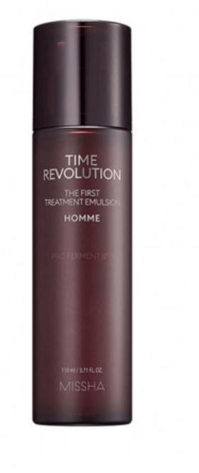 Tratamento Time Revolution Homme The First Treatment Emulsion - Missha