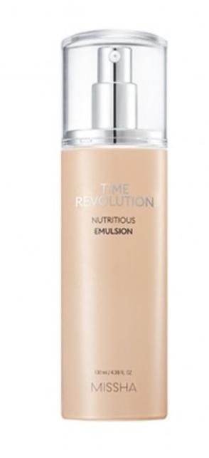 Tratamento Time Revolution Nutritious Emulsion - Missha
