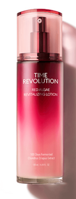Tratamento Time Revolution Red Algae Revitalizing Lotion - Missha