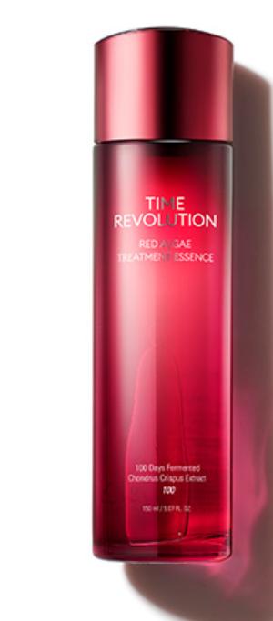 Tratamento Time Revolution Red Algae Treatment Essence - Missha