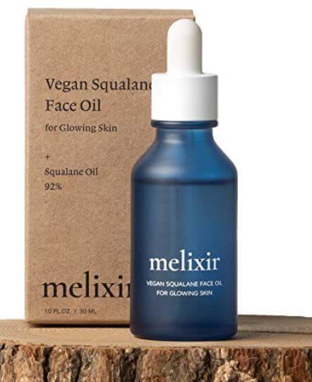 Tratamento Vegan Squalane Face Oil - Melixir