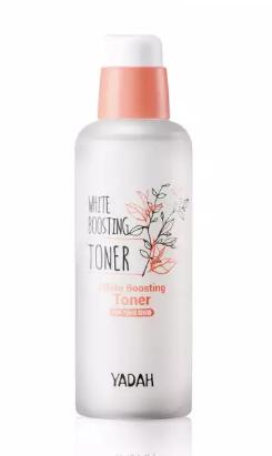 Tratamento White Boosting Toner - Yadah
