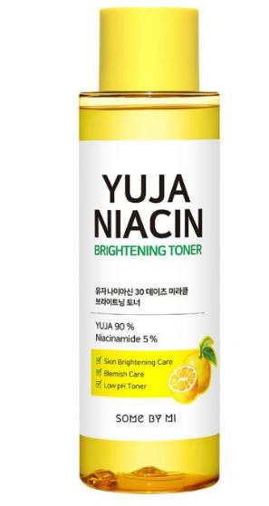 Tratamento Yuja Niacin 30 Days Miracle Brightening Toner - Some By Mi