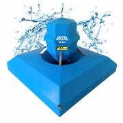 Aerador para oxigenação 1/2 cv motor weg  600m2 monofásico 110 ou 220V