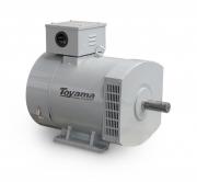 Alternador Toyama TA17.3CS2 Monofásico 17.3KW Max. 115/230V-60Hz 4 polos sem pai