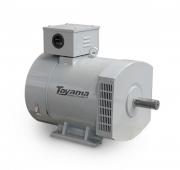 Alternador Toyama TA20.0CT2-380 Trifásico 21.6 KVA 380V-60Hz 4 polos sem painel
