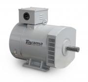 Alternador Toyama TA7.5CS2 Monofásico 7.5KW Max. 115/230V-60Hz 4 polos sem paine
