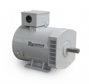 Alternador Toyama TA8.0CT2 Trifásico 8.0 KVA 115/230V-60Hz 4 polos sem painel -