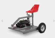 Aparador de Grama Traseiro para Motocultivador   AGT 700M
