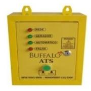 ATS Monofásico 220v Buffalo Para Geradores BFDE 6500 / 8000 cod 5202
