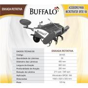 Conjunto Enxada Buffalo P/ Microtrator BFDE 180 cód 80195