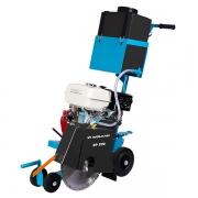 Cortadora de Concreto e Asfalto Wolkan SP 570  Motor 8,5 hp Branco