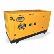 Gerador Buffalo BFDE 20000 Silencioso Monofásico COM ATS / BATERIA Part Elétrica 73439 (a Diesel, Refrigerado a Água)