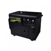 Gerador Diesel 6500 P.E. 380V Trifásico Silenciado