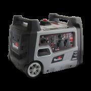 Gerador Dig. Inverter Silenc. Gas. Toyama TG3500iSXP 3,5KW 220V Mono, rodas, saí