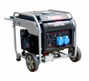 Gerador Digital Inverter Toyama a Gasolina TG9000I - 9,0KVA BIVOLT MONOFÁSICO -