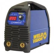 Inversora de solda FUSION 200 - 220 volts