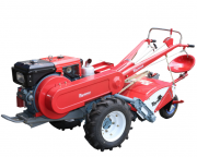Microtrator a Diesel TDWT800E , Motor 16,5HP  partida elétrica